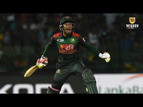 Mushfiqur helps Bangladesh