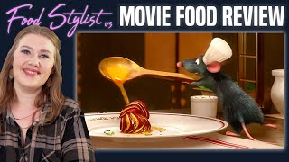 Food Stylists Review Movie Food | Our Favorite Food Scenes | Well Done