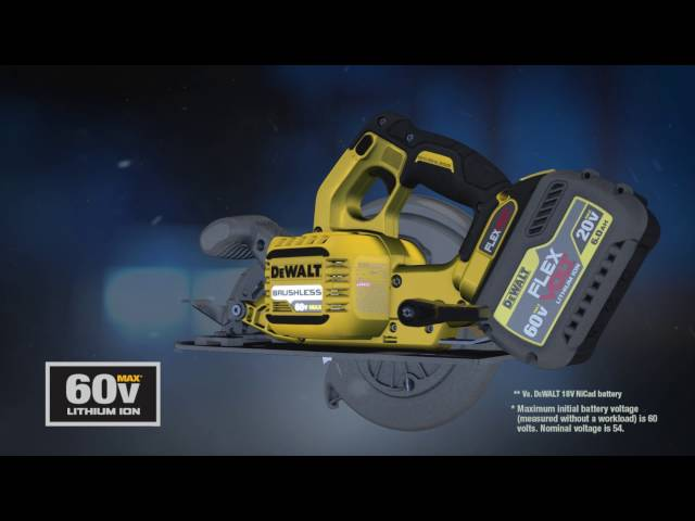 DEWALT FLEXVOLT™ Spot - Sound Design, Mix