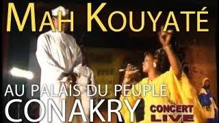 Mah Kouyaté au palais du peuple Conakry