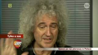 Interview: Queen for the first time in P...