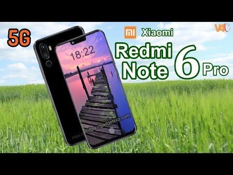 Xiaomi Redmi Note 6 Pro Release Date, Specs- Triple Camera, In- Display Fingerprint Scanner, 8GB RAM
