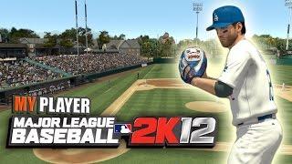 MLB 2K12 MyPlayer - Дебют и жесть
