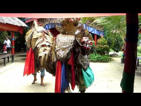 Indonesia - dragon dance