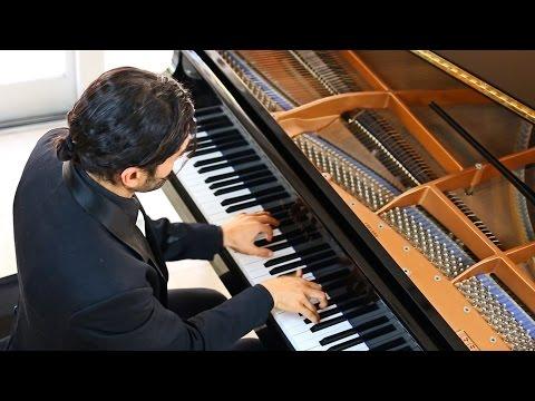 Malagueña Piano - Ernesto Lecuona - Hamid Pasha