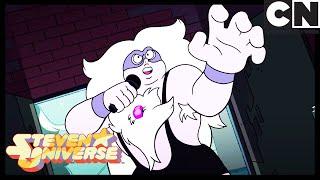 Purple Puma Is Back! | Tiger Philanthropist | Steven Universe | Cartoon Network