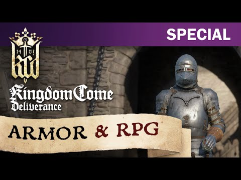 Kingdom Come: Deliverance - Armor & RPG