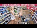 GROCERY SHOP & MEAL PLAN ON A BUDGET | HOW I GROCERY SHOP & PLAN HEALTHY, CHEAP MEALS FOR MY FAMILY