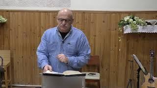 """Kazanie """"Tajemny plan"""" (14.10.17) – pastor Andrzej Cyrikas"""