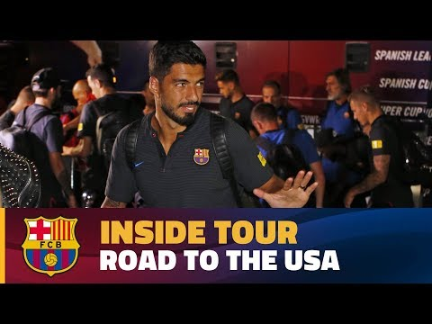 INSIDE TOUR: Road to the USA