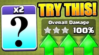 SECRET STRATEGY TO 3 STAR ATTACKS!! - Clash Of Clans Epic Town hall 11 Strategy!