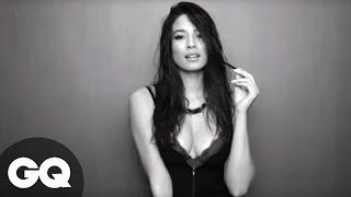 Jessica Gomes Strips Down For GQ Australia Photoshoot