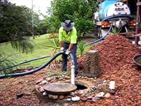 uk septic tank installation