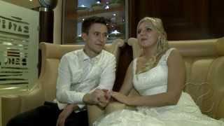 Видео-отзыв, свадьба в «Арарат Парк Хаятт Москва»