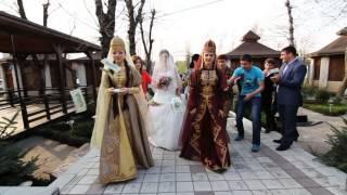 Свадьба Арсена и Карины, Нальчик, Эльбрус-Ридада