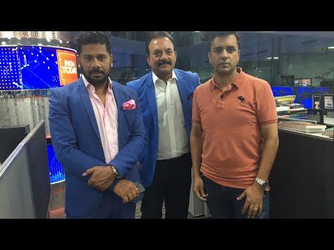 LIVE: Chak De India! Ranchi Won, Now Make It 3-0 | Madan Lal | Vikrant Gupta | Sports Tak