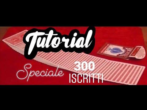 MAGIA FACILE ED EFFETTO CONTANDO LE CARTE (Spiegazione) from YouTube · Duration:  13 minutes 26 seconds