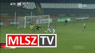 Újpest FC - Mezőkövesd Zsóry FC | 1-1 | OTP Bank Liga | 17. forduló | MLSZTV