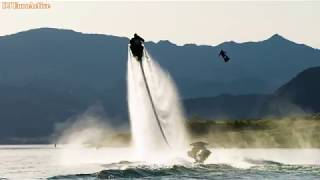 U.S.U.R.A. - Open Your Mind (Flyboard Air Video Edit by DJ EuroActive)