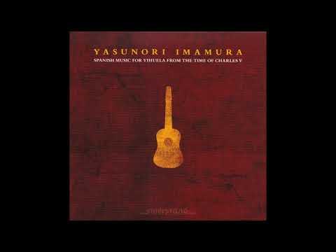 YASUNORI IMAMURA - Diego Ortiz: Recercada Segunda sobre el Passamezzo moderno
