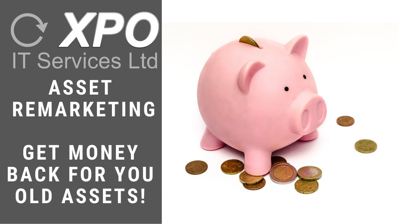XPO IT – Asset Re-marketing