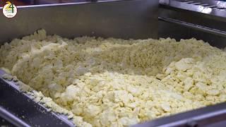 24 Hours in Farming 2019: Wensleydale Cheese with Wensleydale Creamery