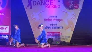 Bhaage re mann kahin duet performance by Palak and Aboli (Choreographer Manish Patil Sir)