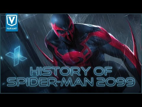 History Of Spider-Man 2099!