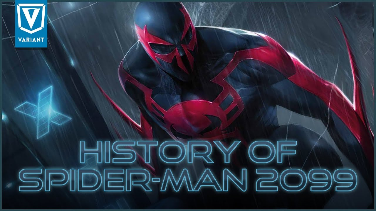 history of spider man 2099 youtube