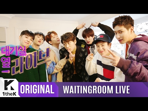 WAITINGROOM LIVE: Block B(블락비)_Little Rascals have Taken Over the Waiting Room!_Yesterday