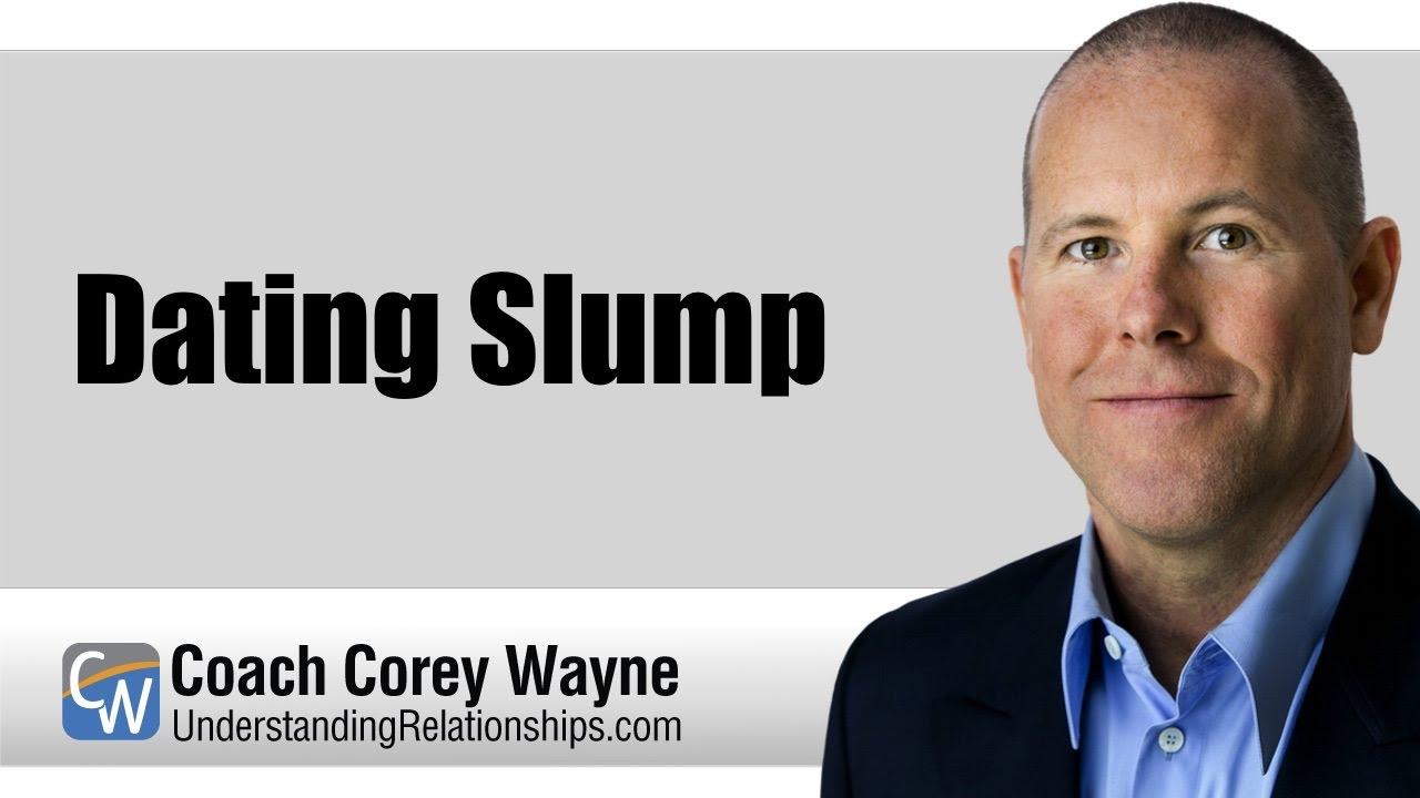 Dating slump