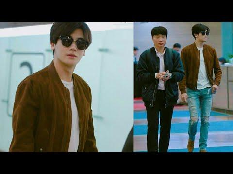 171109 Park HyunSik 박형식 Handsome man @ Incheon International Airport heading to Manila #SafeFlight