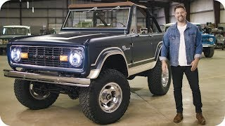 How to Win a 1969 Ford Bronco That's Fully Restored // Omaze
