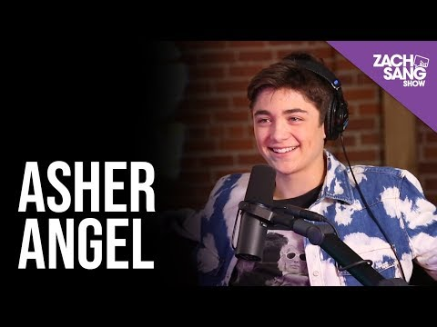 Asher Angel Talks One Thought Away Relationships & Shazam
