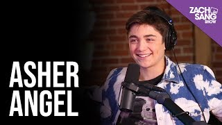 Asher Angel Talks One Thought Away, Relationships & Shazam!