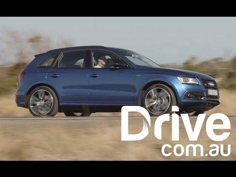2016 Audi SQ5 Plus Review | Drive.com.au