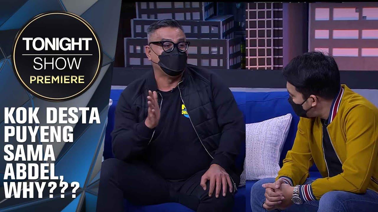 Download CUMA CELETUKAN ABDEL YANG BISA BUAT VINDES MATI GAYA - Tonight Show Premiere