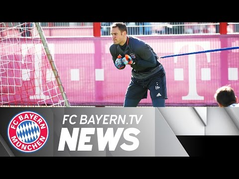 Manuel Neuer misses next two games