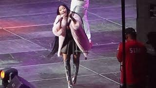 Gucci Mane & Nicki Minaj - Make Love & No Frauds - Hot 107.9 Birthday Bash 2017 - Atlanta (HD)