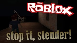 ROBLOX - STOP IT, SLENDER! 2 [Xbox One Edition]