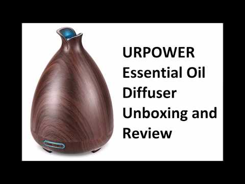 urpower-essential-oil-diffuser-unboxing-and-review