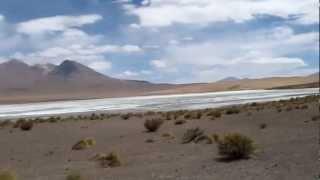 Salar de Chiguana near Salar de Uyuni in Bolivia