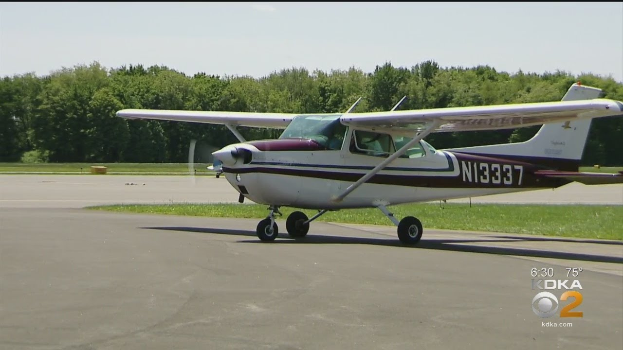 PITTSBURGH, PA; Aviation School Teaming With Local Colleges To Address Pilot Shortage