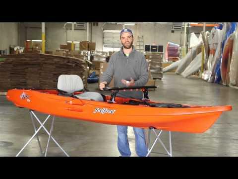 FeelFree Lure 11.5 Kayak - Product Spotlight