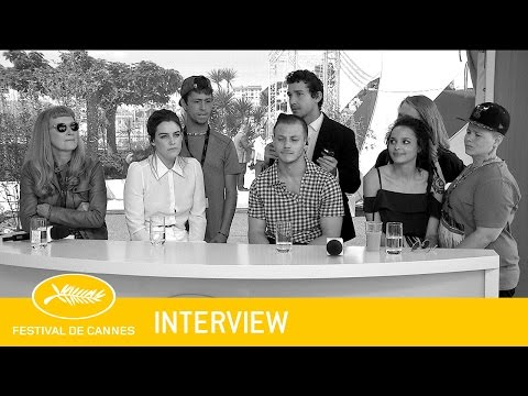 AMERICAN HONEY - Interview - EV - Cannes 2016
