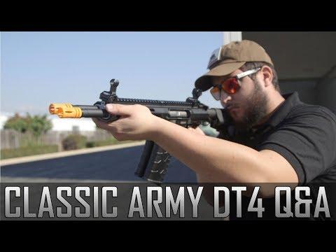 DT4 Q&A Sesh! - Airsoft GI
