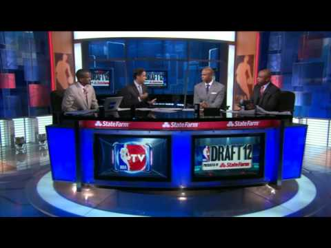 NBA Draft Review 2012