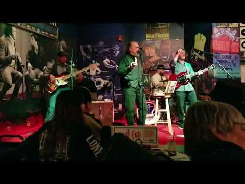 Barrelhouse Blues Band quarter finals @ IBC in Memphis TN