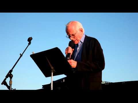Alan Bergman, Rare performance At Starfire Water sponsored Hand in Hand Charity event in Malibu.