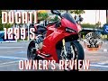 2017 Ducati 1299 Panigale S | Owner's Review
